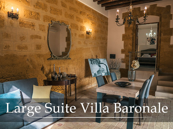 Large Suite Baronale